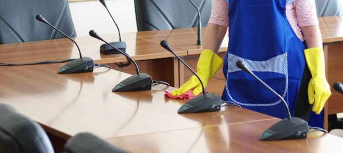 9 Commercial Office Cleaning Tips for your office